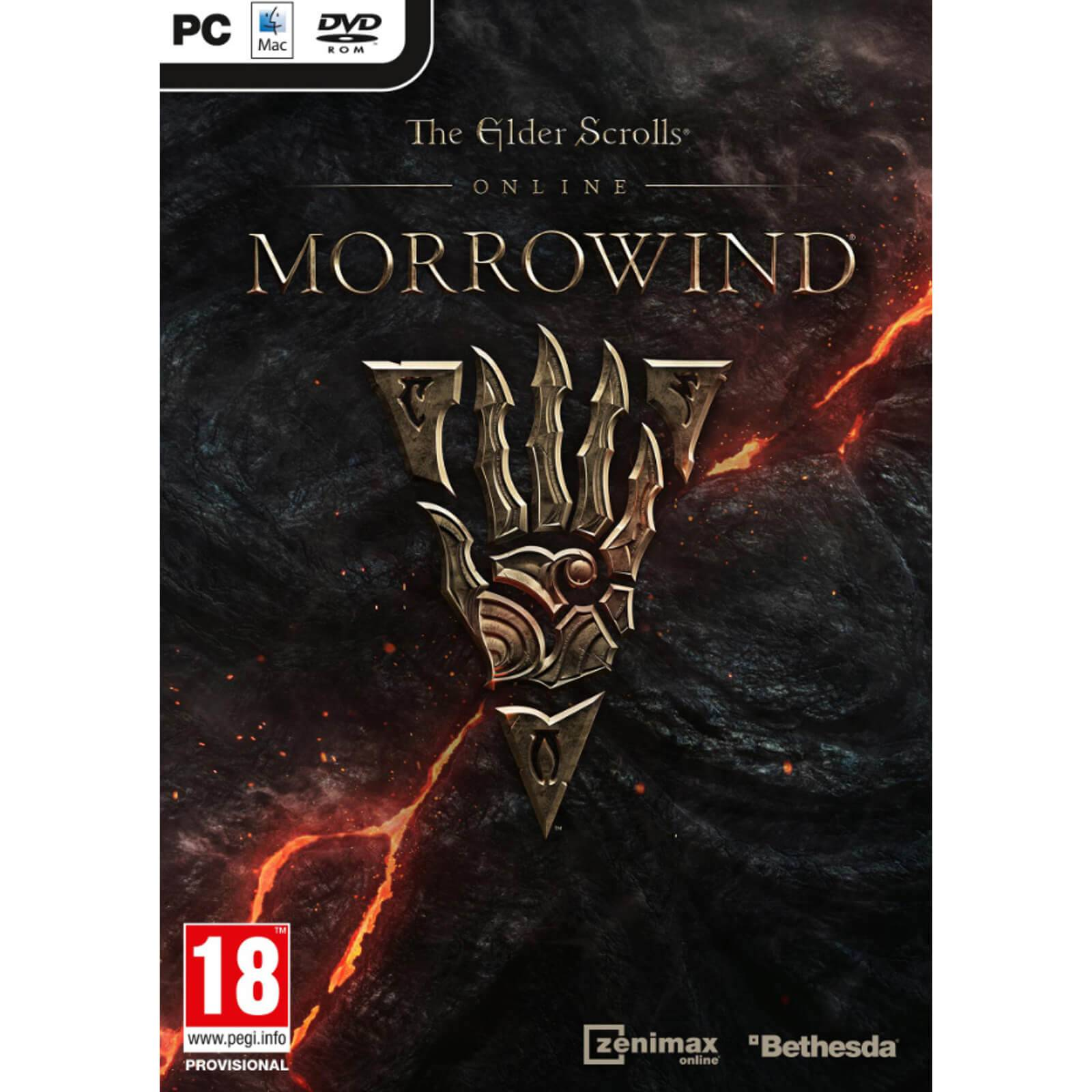 Bethesda The Elder Scrolls Online: Morrowind - Includes The Discovery Pack DLC