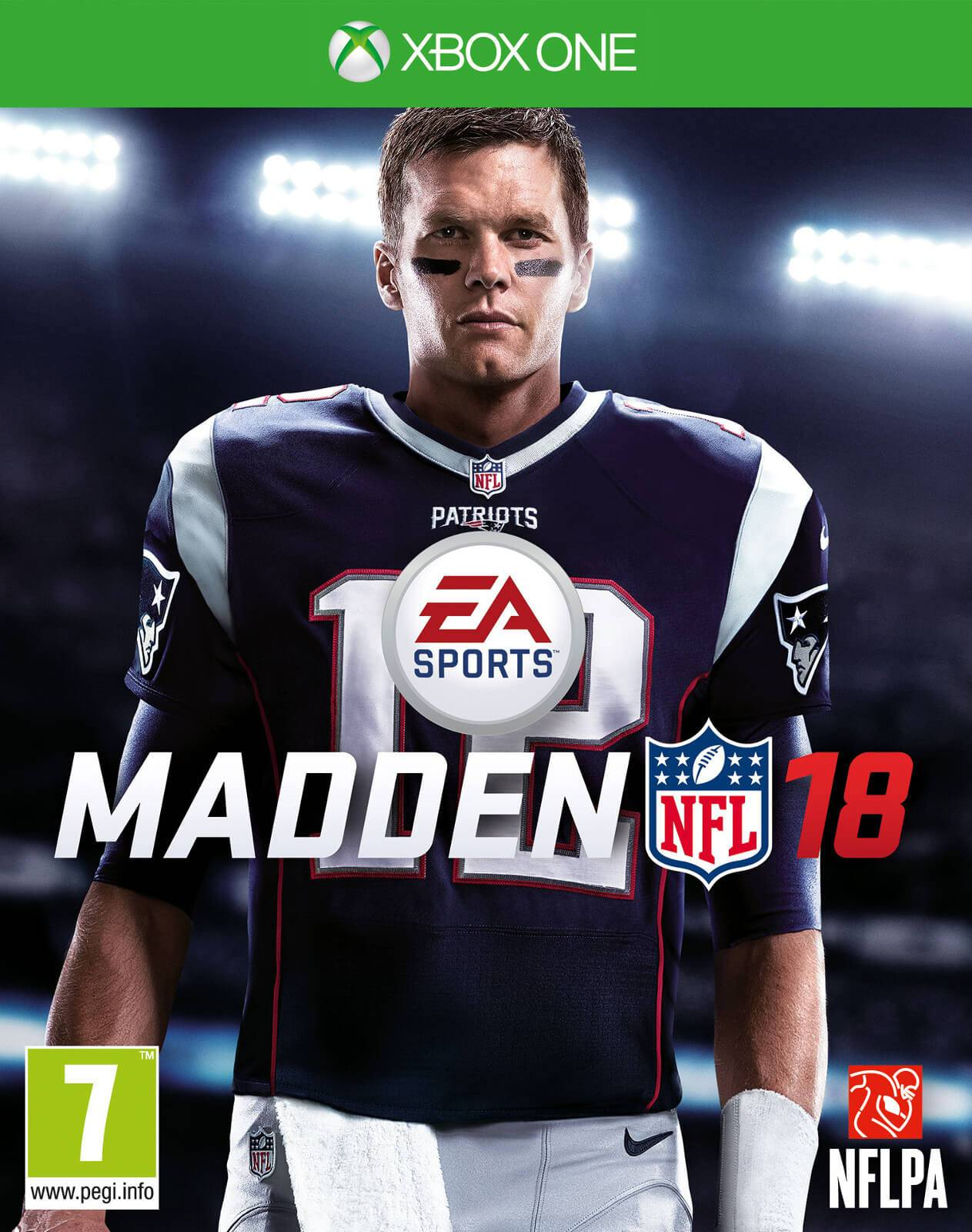 Electronic Arts Madden NFL 18