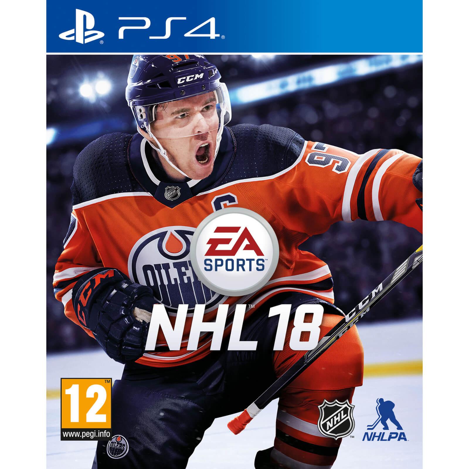 Electronic Arts NHL 18