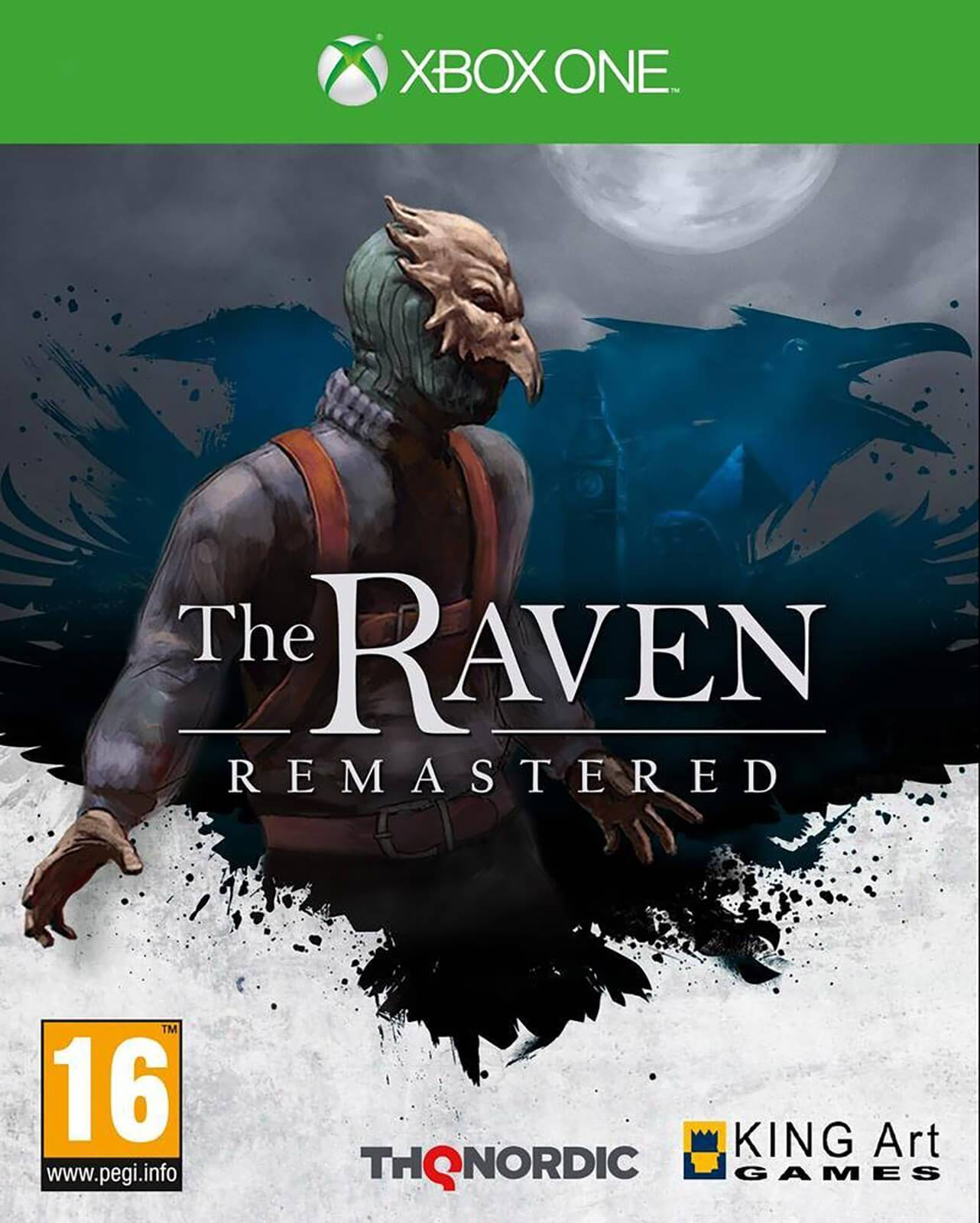 THQ Nordic The Raven HD