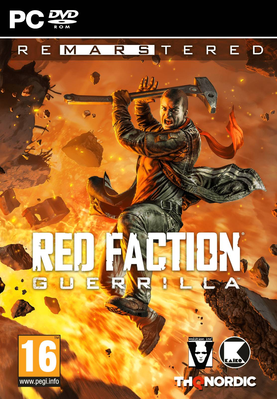 THQ Nordic Red Faction Guerilla - Re-Mars-tered