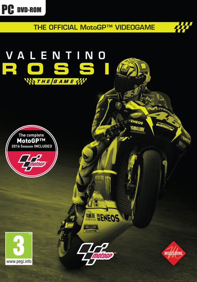 Milestone MotoGP16: Valentino Rossi