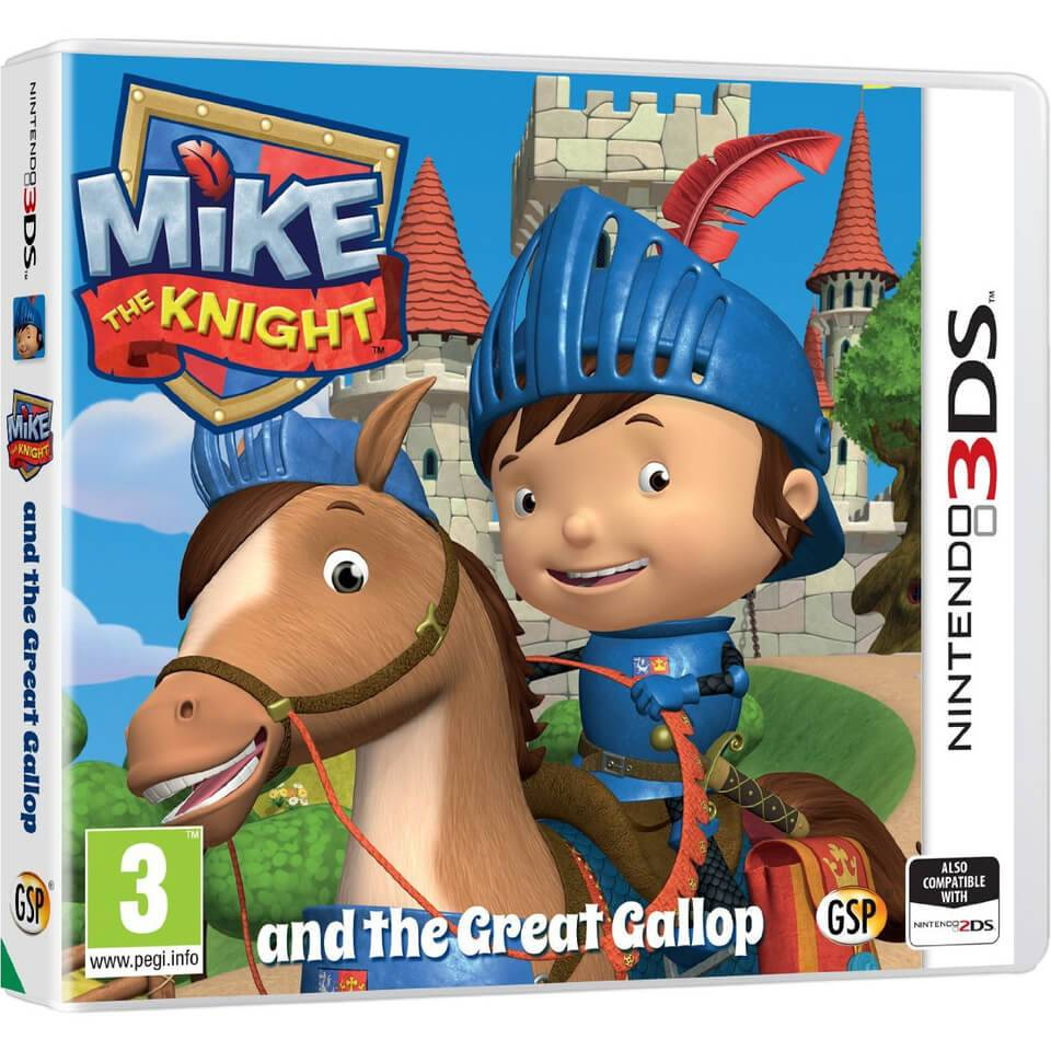 Avanquest Software Mike the Knight and the Great Gallop