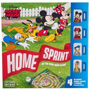 Cartamundi Disney Mickey & Friends Home Sprint Board Game