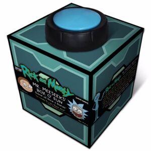Asmodee Mr. Meeseeks' Box of Fun: Rick and Morty Dice and Dares Game