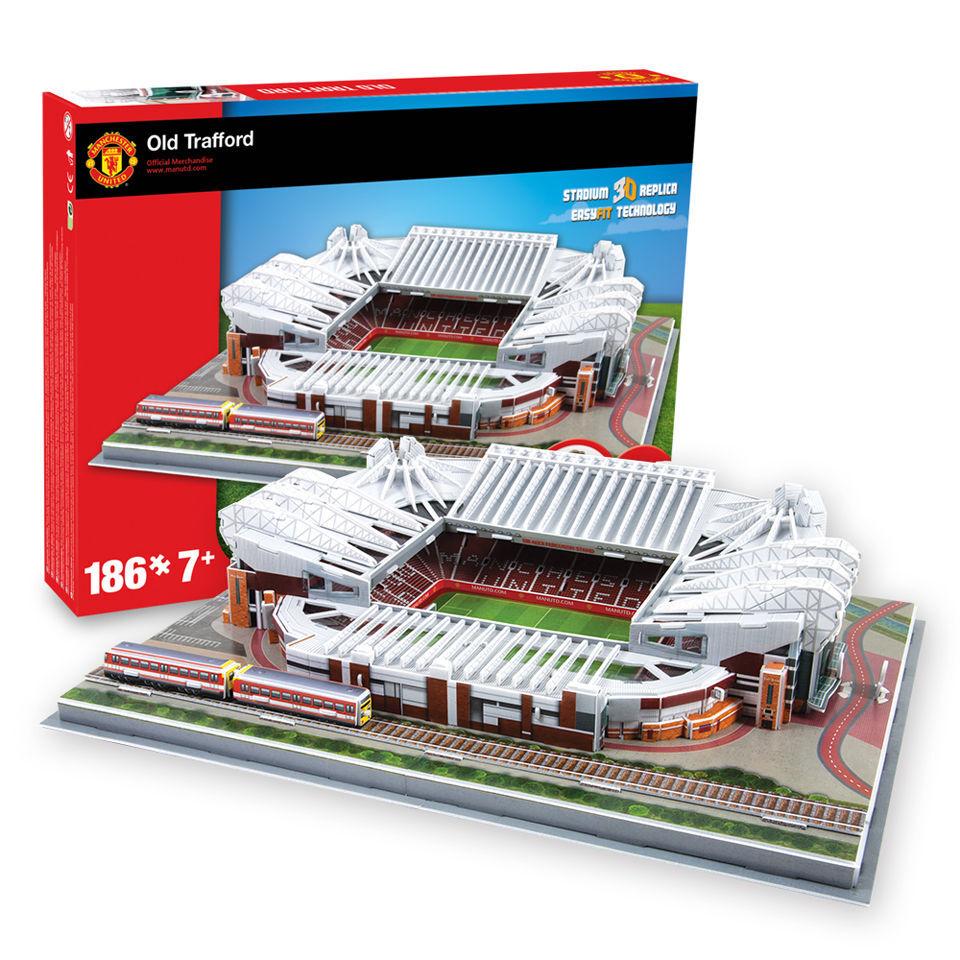 Paul Lamond Games Manchester United 3D Jigsaw Puzzle