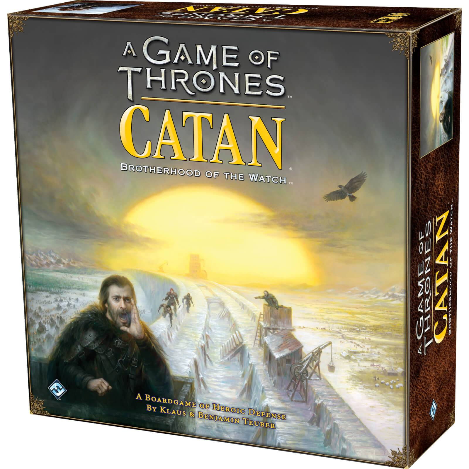 Asmodee A Game of Thrones Catan: Brotherhood of the Watch
