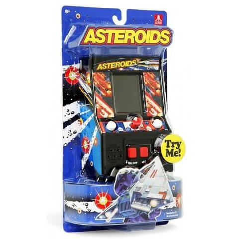Atari Asteroids Mini Arcade Game