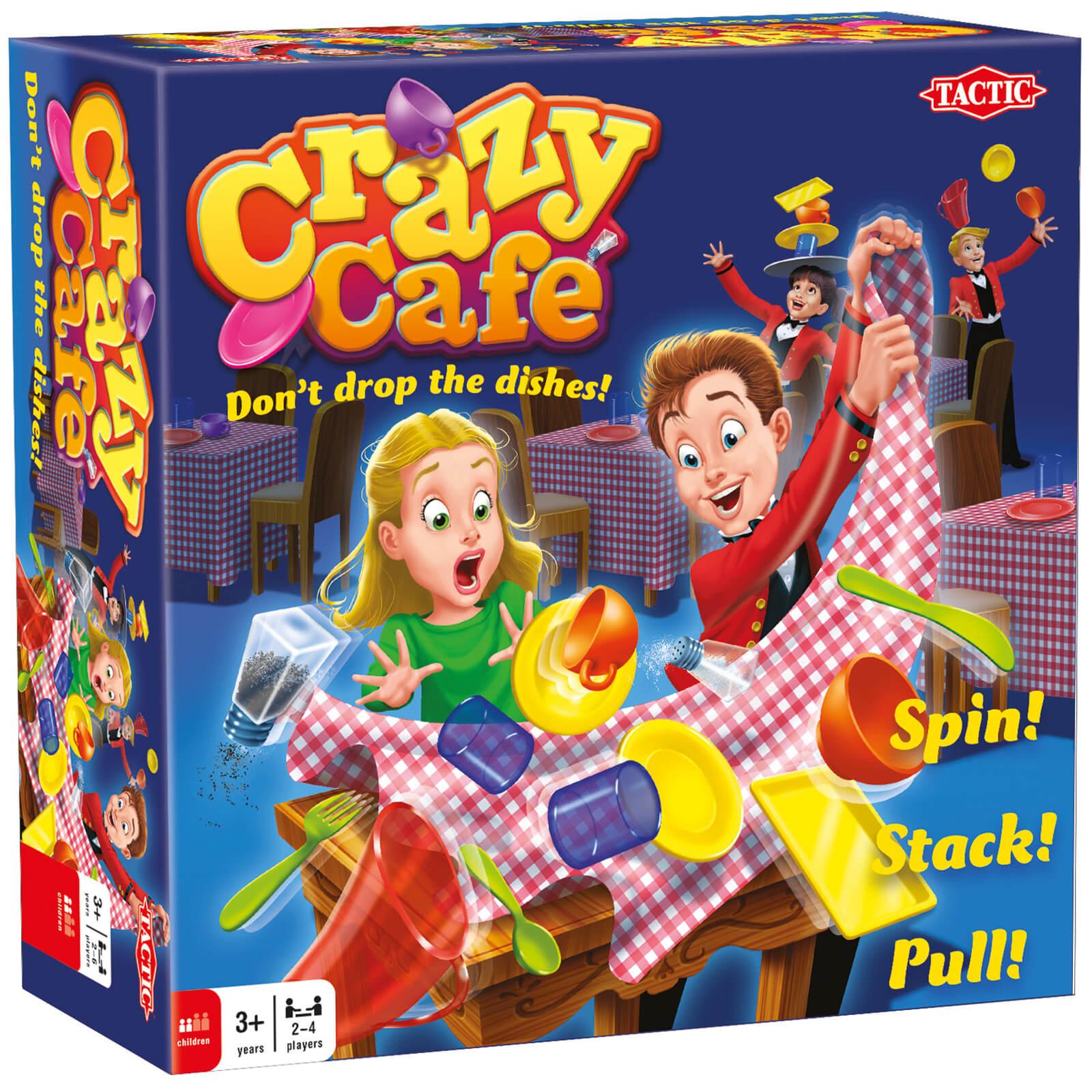 Tactic Games Crazy Café Game