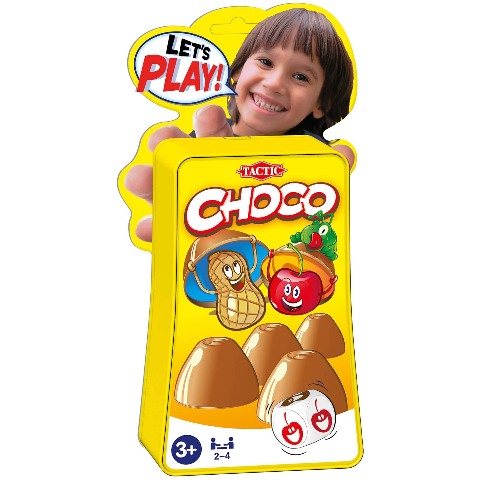 Tactic Games Let's Play Choco Game