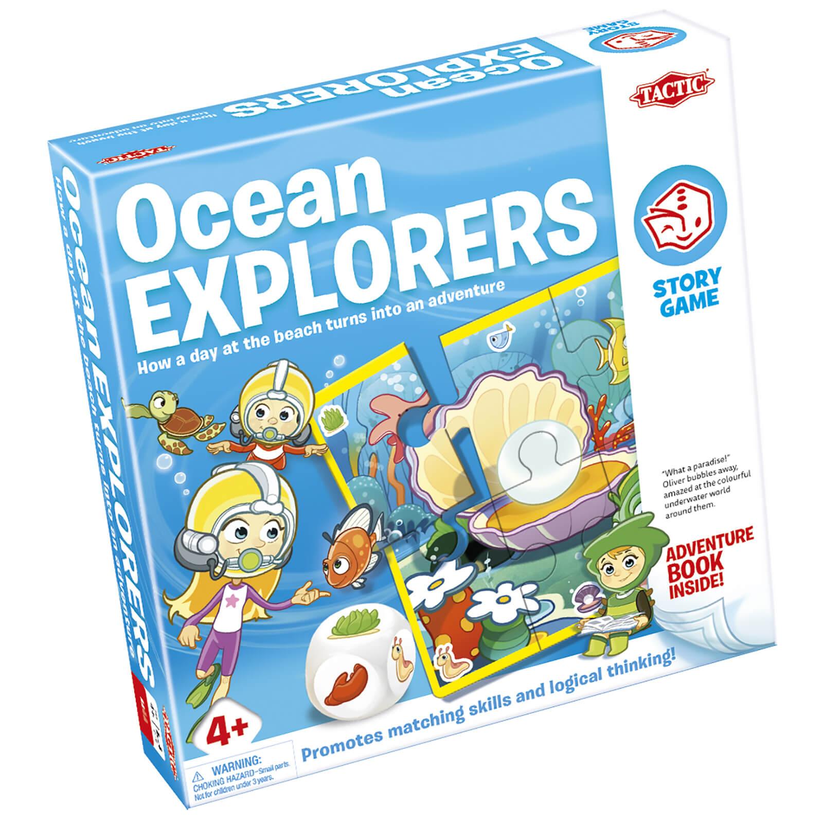 Tactic Games Story Game: Ocean Explorer Game