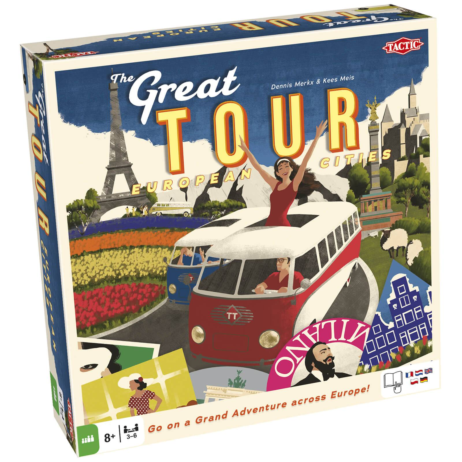 Tactic Games The Great Tour Game
