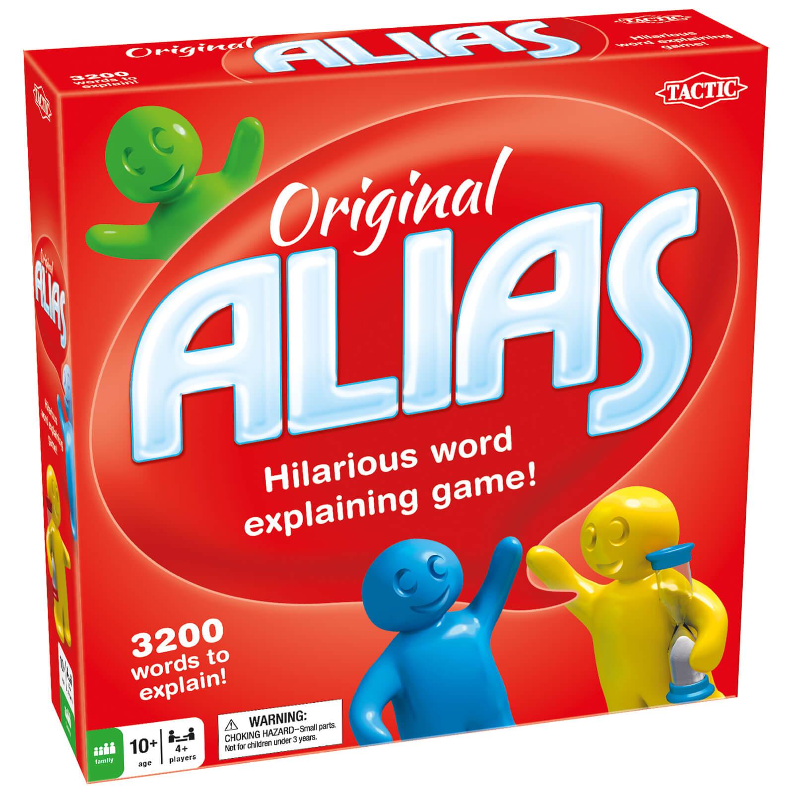 Tactic Games Alias Original Game