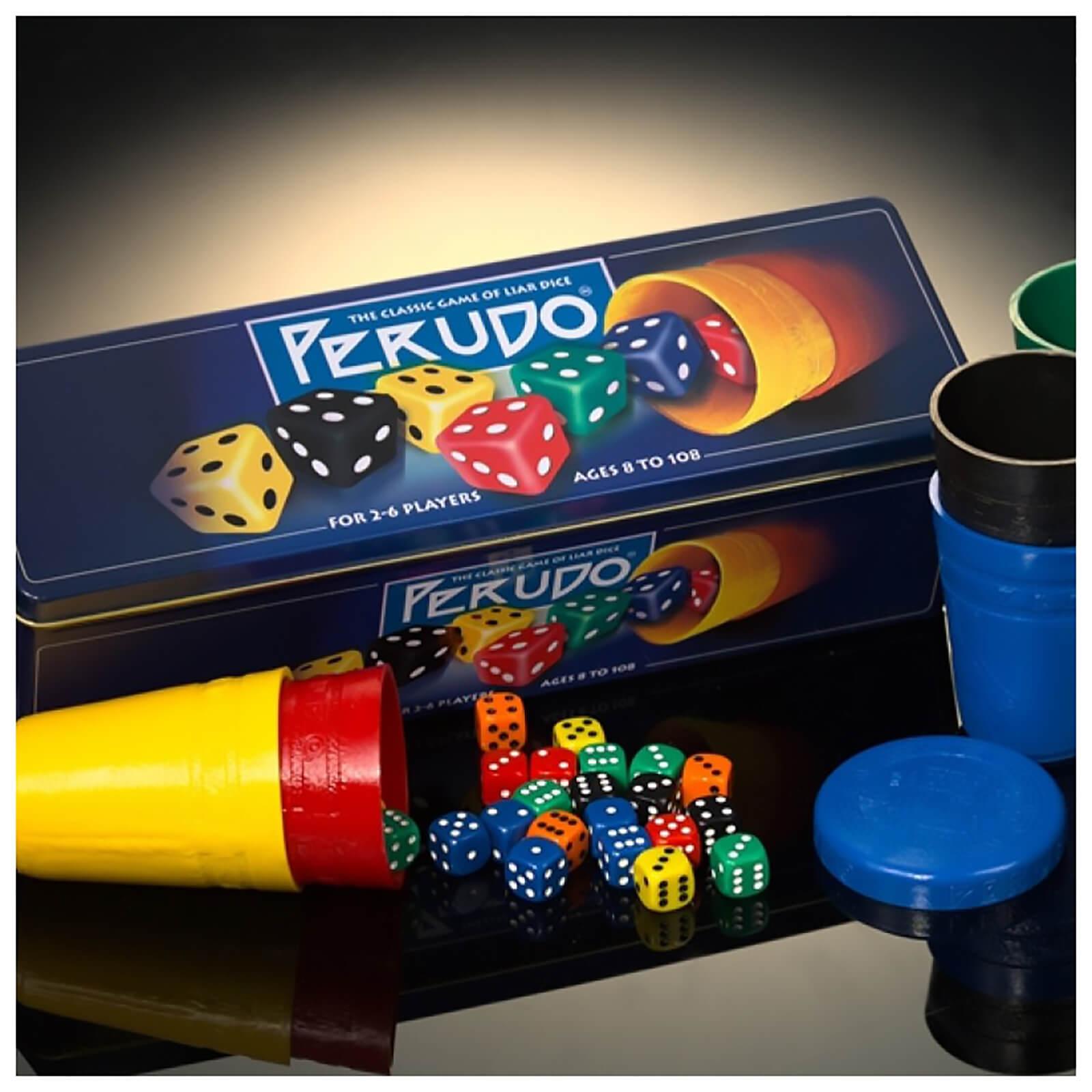 Paul Lamond Games Perudo Game