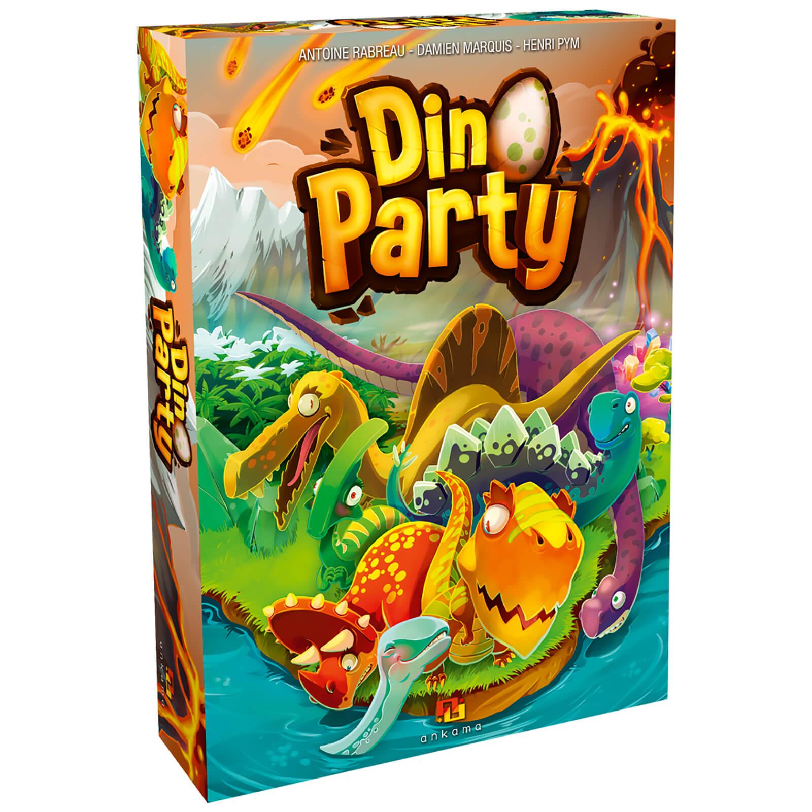 Ankama Games Dino Party