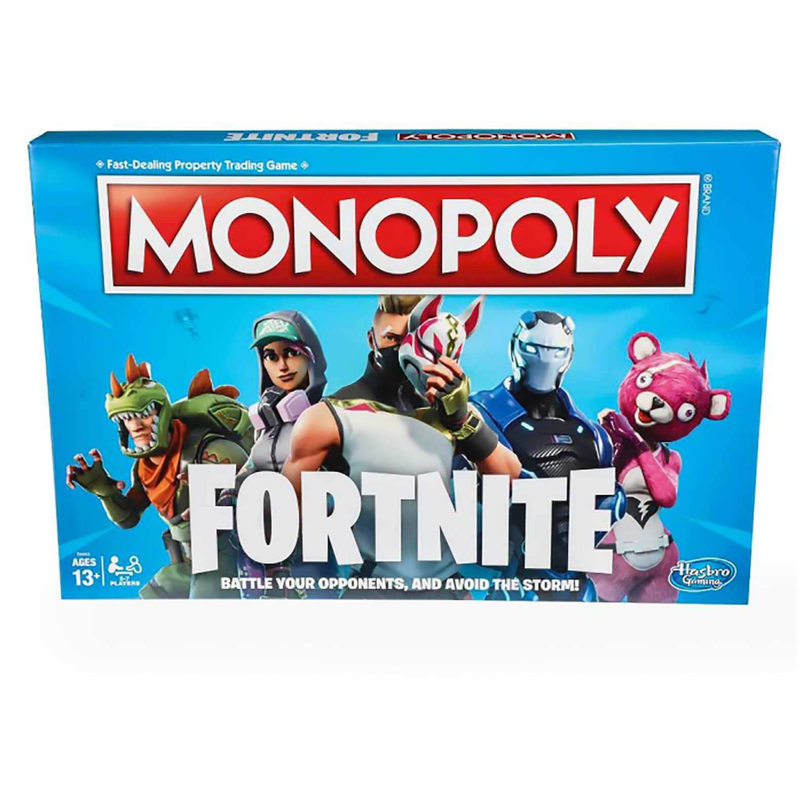 Hasbro Monopoly - Fortnite Edition