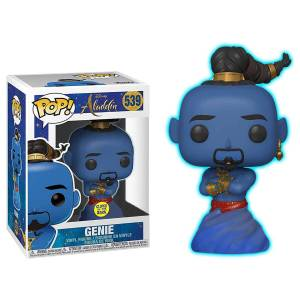 Pop! Vinyl Disney Aladdin 2019 Genie GITD EXC Pop! Vinyl Figure