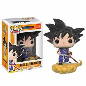 Pop! Vinyl Dragon Ball Z Goku and Nimbus Pop! Vinyl Figure