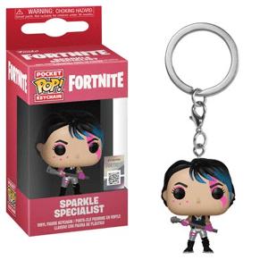 Pop! Keychain Fortnite Sparkle Specialist Pop! Keychain