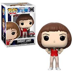 Pop! Vinyl SNL Target Lady EXC Pop! Vinyl Figure