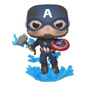 Pop! Vinyl Marvel Avengers: Endgame Captain America with Broken Shield Pop! Vinyl Figure
