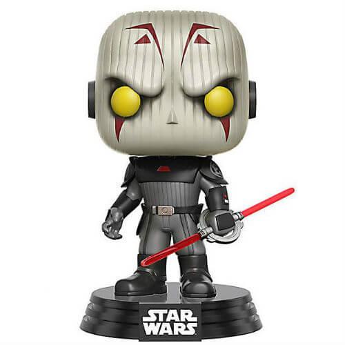 Pop! Vinyl Star Wars The Inquisitor EXC Pop! Vinyl Figure