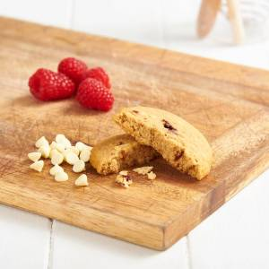 Exante Diet Meal Replacement White Chocolate and Raspberry Cookie