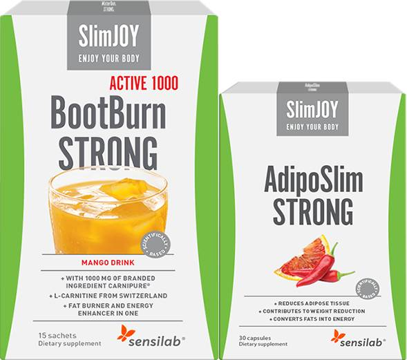 SlimJOY Fat Burn Pro Bundle