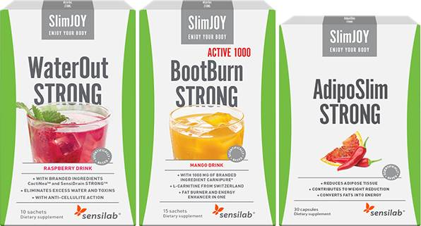 SlimJOY Lean Body Active Bundle