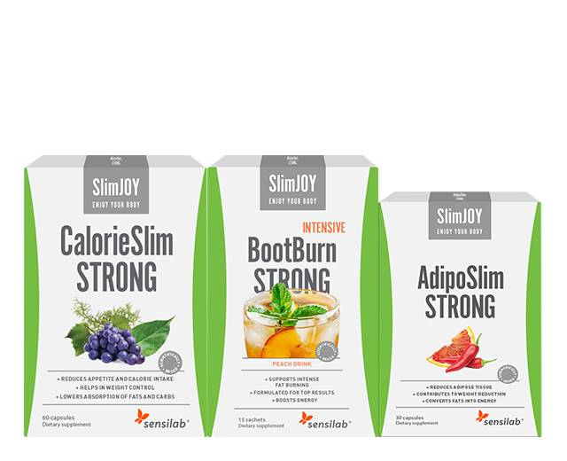 SlimJOY Flat Belly Solution Bundle
