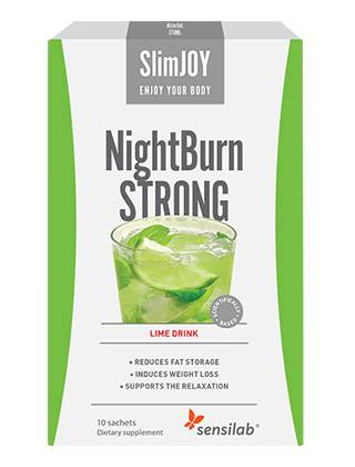 SlimJOY NightBurn STRONG