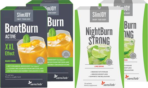 SlimJOY Day and Night Burn