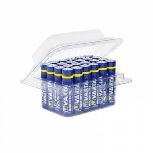 VARTA Micro AAA 24-battery box