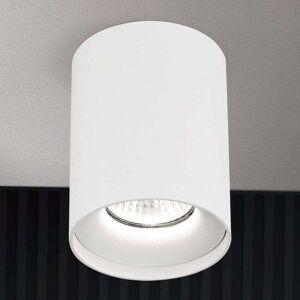 Orion Round Starlight ceiling spotlight, white