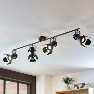Lindby Tilen ceiling spotlight, four-bulb