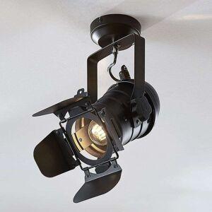 LINDBY Tilen one-bulb ceiling spotlight