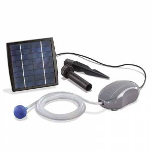 Esotec Solar pond ventilator SOLAR AIR-S