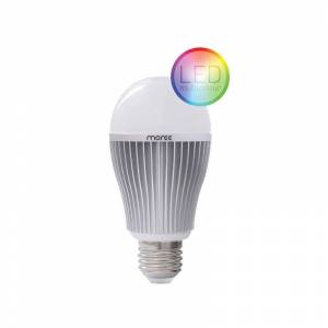 Moree E27 9 W RGBW LED bulb, WIFI or radio