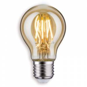 Paulmann E27 5 W 825 LED traditional light bulb gold