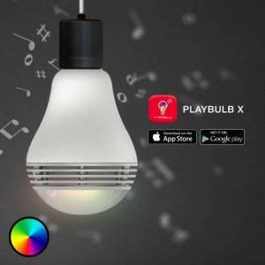 MiPow Playbulb Color LED bulb E27 with speaker