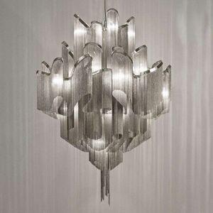 Terzani Stream - exclusive hanging light, 110 cm