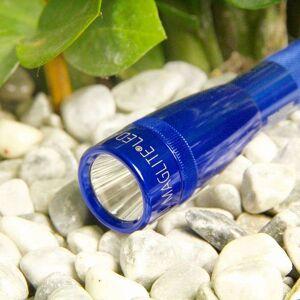 INC., INC. Blue LED torch Mini-Maglite