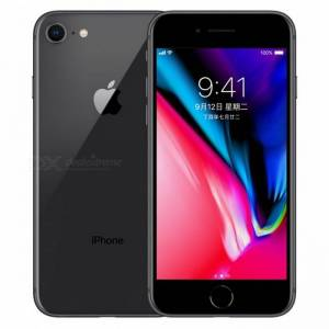 Apple IPHONE 8 64GB/256GB Mobile Phone - Unlocked, Used (EU Plug)