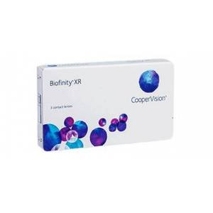 CooperVision Biofinity XR (3 contact lenses)