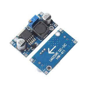 5PCS 3A Adjustable DC to DC LM2596S-ADJ  input 3.2V ^ 46V Output 1.25V ~ 35V dc-dc Step-down Power Supply Regulator module