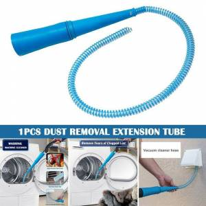 New Universal Dryer Vent Vacuum Cleaner Attachment Dust Cleaner Pipe Vacuum Lint Hoses