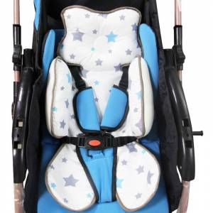 Baby Children Car Seat Protector Seat Protective Mat Anti-Slip Child Safety Seat Cover Four seasons sleeping Cushion Mat