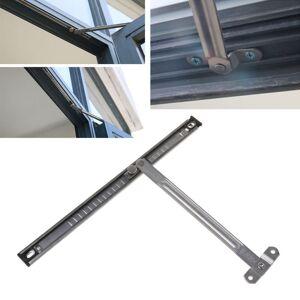 Children Safety Lock Window Restrictor Windproof Stopper Sliding Door Security