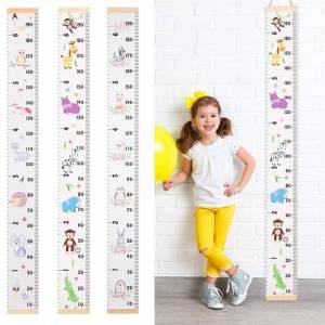 Nordic Style Baby Child Kids Decorative Growth Charts Height Ruler Size