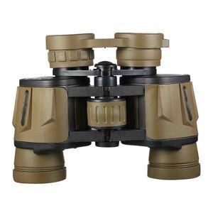 Binoculars Waterproof Black Binocular Telescope Vision King Night Vision Handheld Binoculars Professional Hunting Telescope
